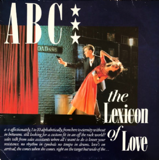 ABC ‎- The Lexicon Of Love (LP) (G++/G)